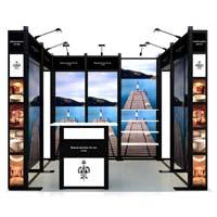 Portable Exhibition Booth (AK-3010)