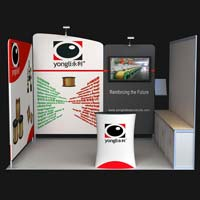 Multi-Function Magellan Exhibition Booth