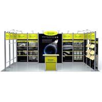 Regular Trade Show Exhibition Booth (AK-6001)