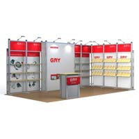 Customized Exhibition Booth (AK-6002)