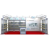 Modular Exhibition Booth (AK-6006)
