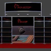 Regular Trade Show Exhibition Booth (AK-6009)