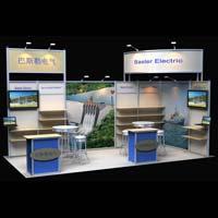 Regular Trade Show Exhibition Booth (AK-6011)