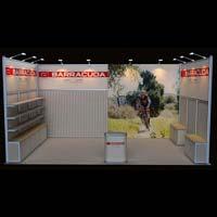 Modular Exhibition Booth (AK-6013)