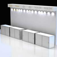 Modular Exhibition Booth (AK-S001)