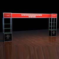 Modular Exhibition Booth (AK-S002)