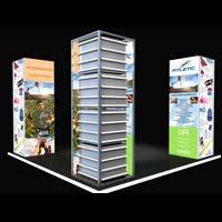 Modular Exhibition Booth (AK-S003)