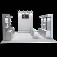 Modular Exhibition Booth (AK-S006)