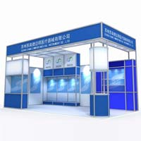 Customized Exhibition Booth (AK-S009)