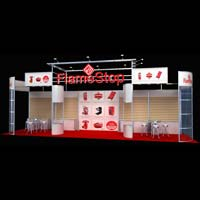 Customized Exhibition Booth (AK-S011)