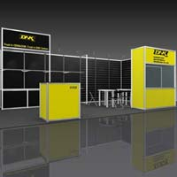 Customized Exhibition Booth (AK-S012)