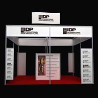 Customized Exhibition Booth (AK-S015)