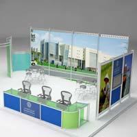 Portable Exhibition Booth (AK-S020)