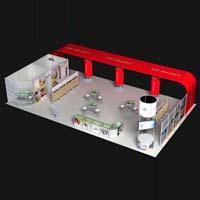 Portable Exhibition Booth (AK-S021)