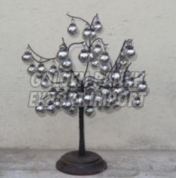 Handmade Hanging Glass Bubble Tree