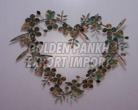 Handmade Heart Wreath 02
