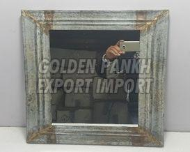 Handmade Mirror Frame