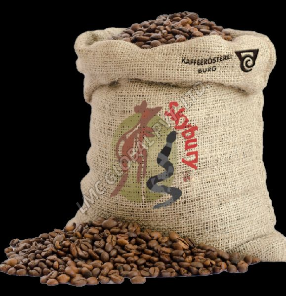 Coffee Bean Jute Bags