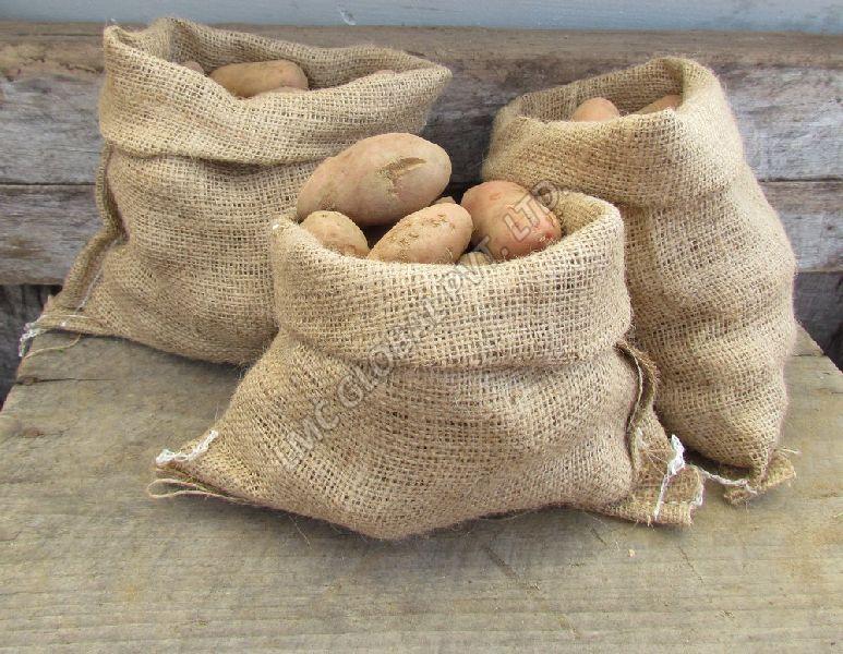 Potato Burlap Bags