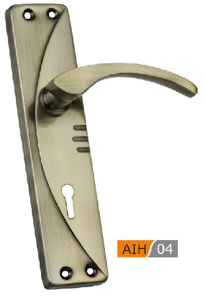 AIH 04 Iron Mortice Door Handle