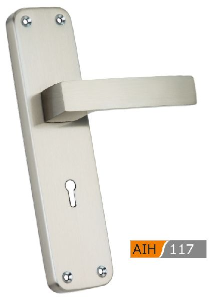 AIH 117 Iron Mortice Door Handle