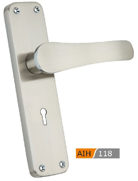 AIH 118 Iron Mortice Door Handle