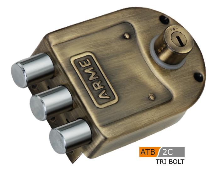 ATB 2CK Door Lock