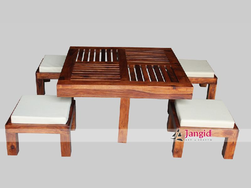Modern Wooden Cafe Furniture