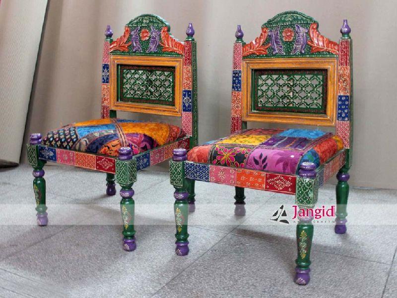 Rajasthani Cafe Furniture