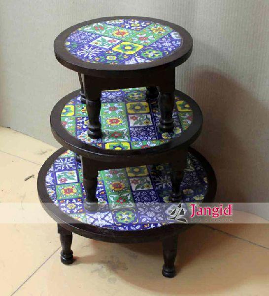 Tile Decorative Artcile