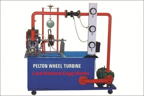 Pelton Turbine Test Rigs