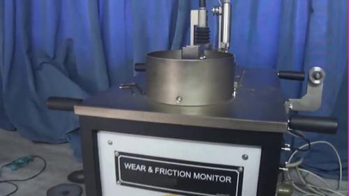 Pin on Disc Wear Testing Machine