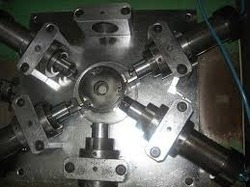 Precision Machining Fixture