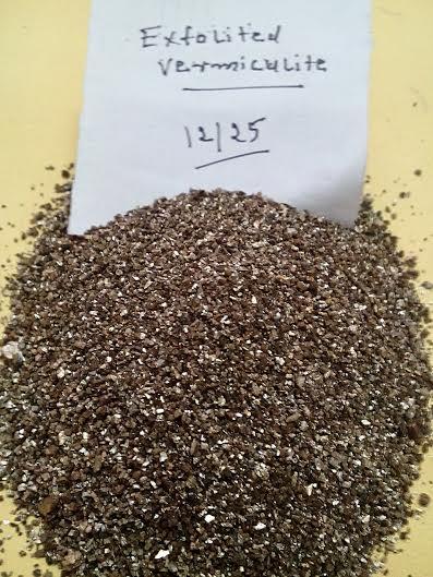 12-25 Exfoliated Vermiculite