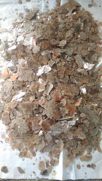 C Grade Natural Mica Flakes