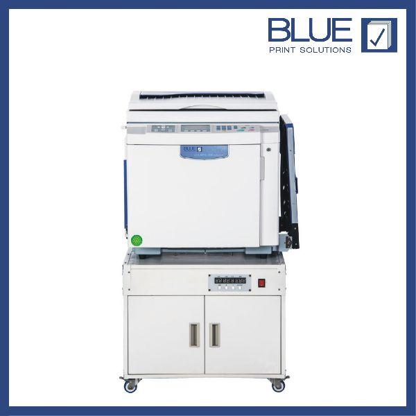BPS-350 Blue Digital Duplicator  02