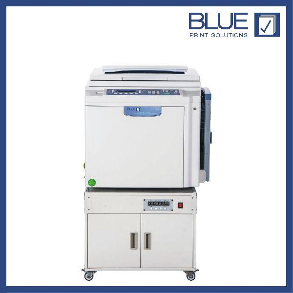 BPS-550 Blue Digital Duplicator 01