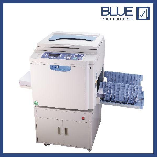 BPS-550 Blue Digital Duplicator 02