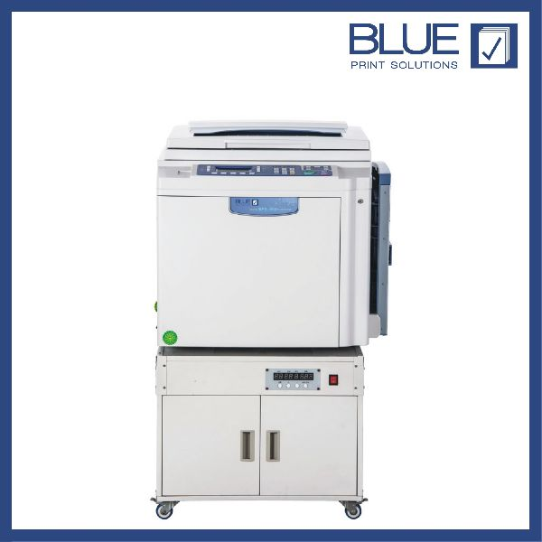BPS-550 BLUE Digital Duplicator