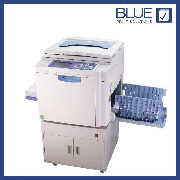 BPS-750 Blue Digital Duplicator 01