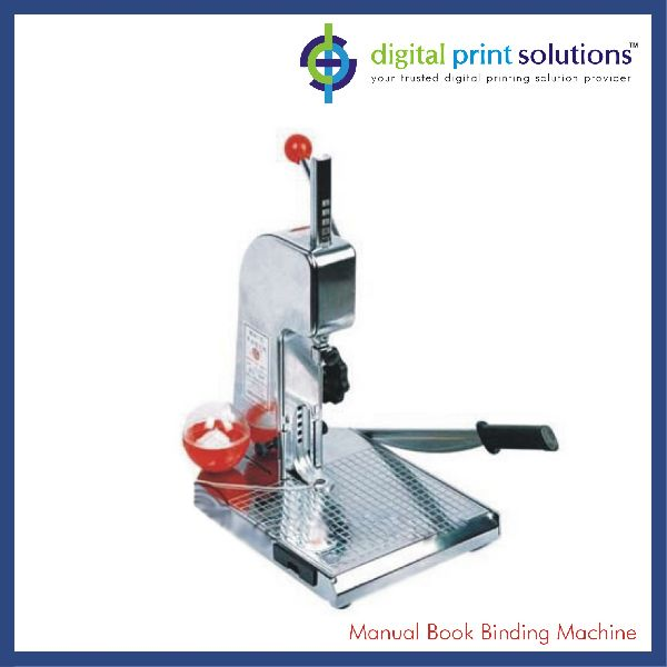Manual Book Binding Machine