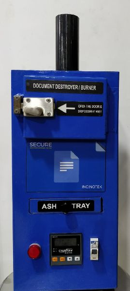 Fully Automatic Document Destroyer 02