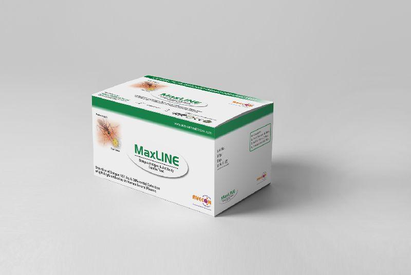 Dengue Antigen Combo 10 Test Kit