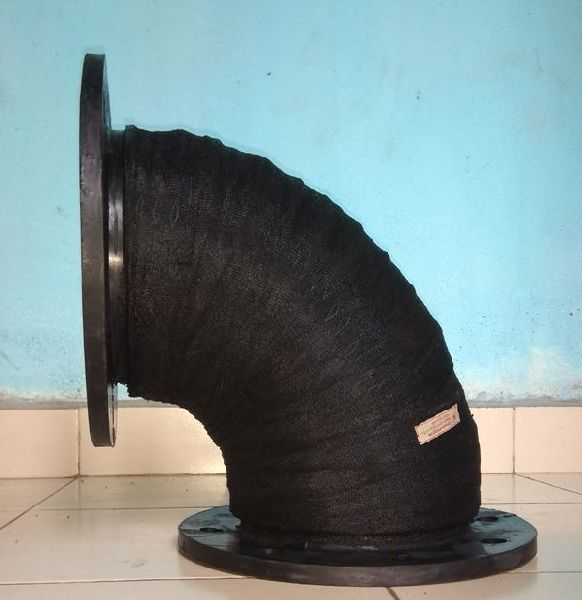 150mm Rubber Bend