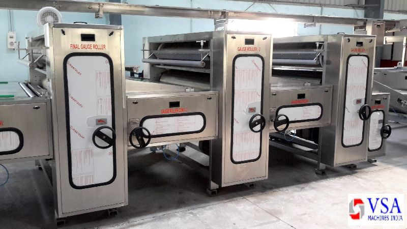 Biscuit Plant Hard Dough Machinery 02