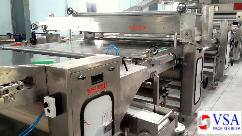 Biscuit Plant Hard Dough Machinery 05