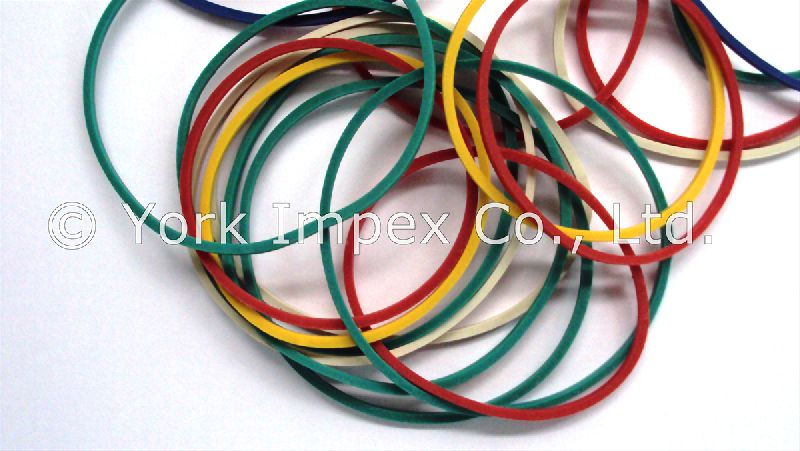 70% Assorted Color Rubber Bands 02