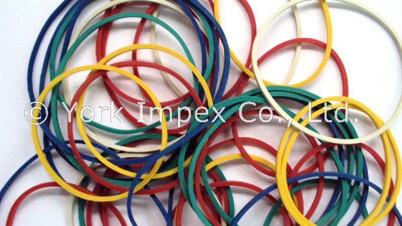 70% Assorted Color Rubber Bands 04