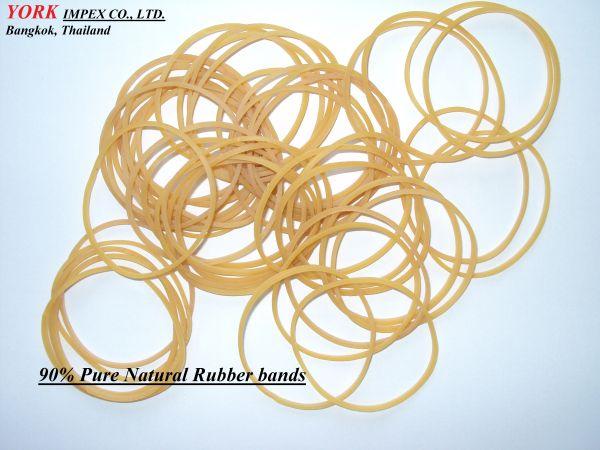 90% Compound Rubber Bands