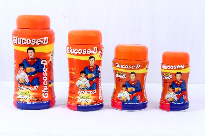 Glucose-D No 1 Orange Energy Powder 04